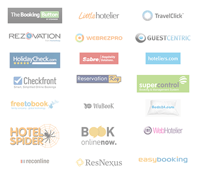 Hotel Reservation Systems are Easy to Integrate